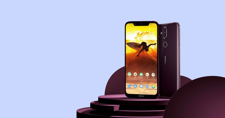 Nokia 8.1 launched in India with Snapdragon 710 & premium design 3