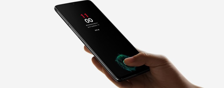 OnePlus 6T launched with in-screen fingerprint scanner & waterdrop notch 8