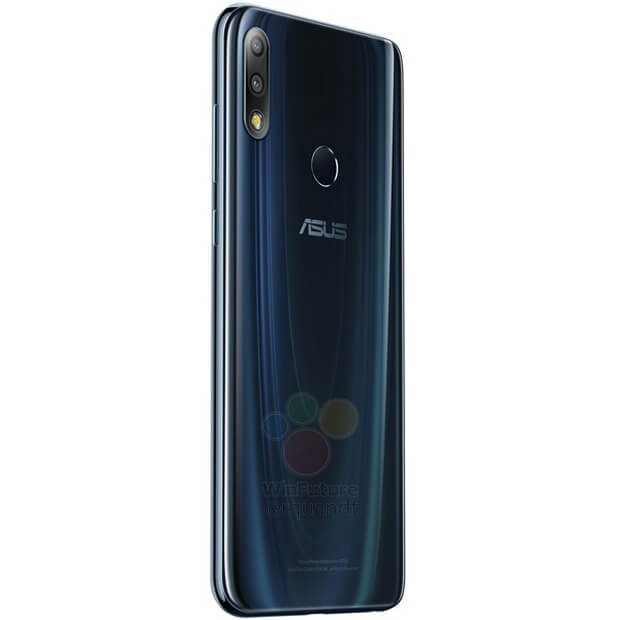 Asus Zenfone Max Pro M2 press renders leaked in Gold and Blue 5