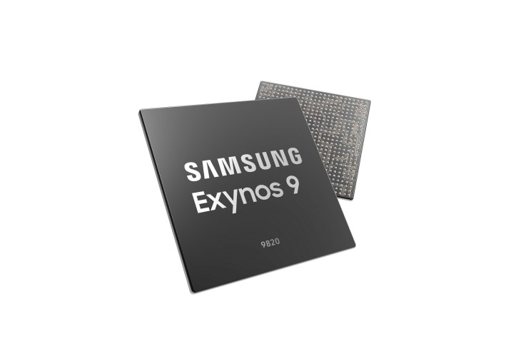 Samsung's 8nm Exynos 9820 announced with improved NPU & more 1
