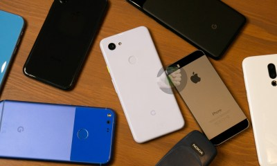 Here's how Google Pixel 3 Lite compares to other phones in terms of size