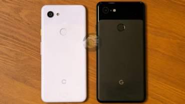 Google Pixel 3 Lite and Google Pixel 3 XL