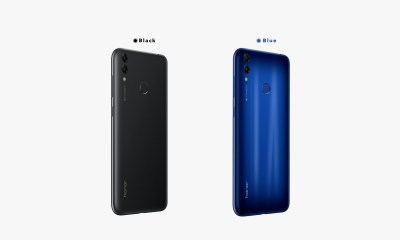 Honor 8C with Snapdragon 632 launched in India, starts at Rs 11,999 13