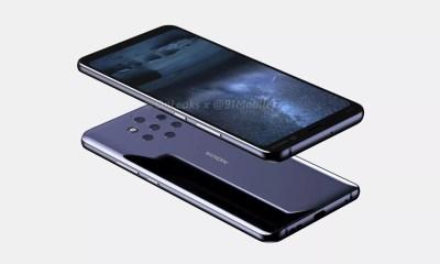 Nokia 9 CAD renders confirm a Penta Lens setup on the rear 20