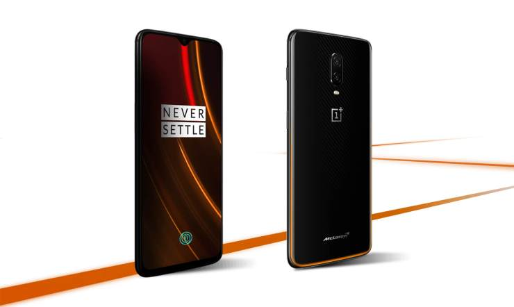 ONEPLUS 6T MCLAREN EDITION WALLPAPERS
