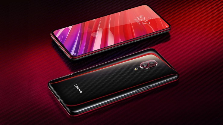 The first phone with Snapdragon 855 & 12GB RAM is from Lenovo 2