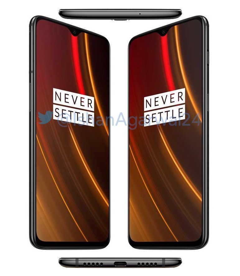 OnePlus 6T McLaren Edition press images leaked, Warp Charge confirmed 1