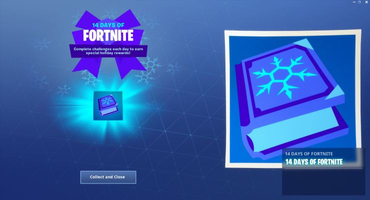 The '14 Days Of Fortnite' is Back: Here's How You Can Solve All 14 Challenges 1