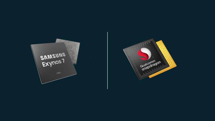 Exynos 7904 vs Snapdragon 660