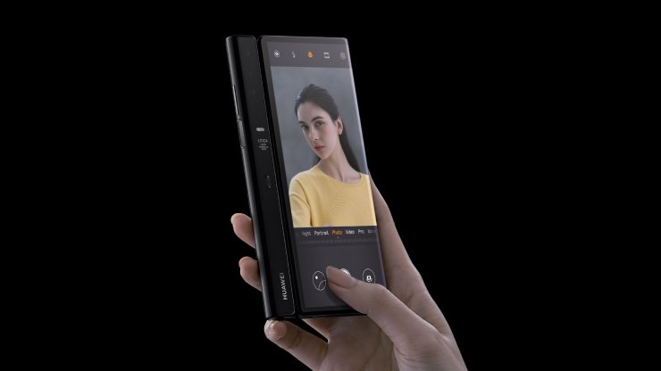 Huawei Mate X Foldable Phone is official with Balong 5000 5G Modem 6