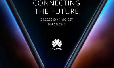 Huawei Foldable Phone Teaser