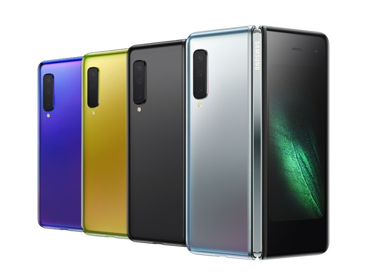 This is the Samsung Galaxy Fold - Samsung's first Foldable smartphone 6