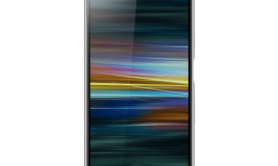 Press Renders: This is the Sony Xperia XA3 with that long 21:9 display 18