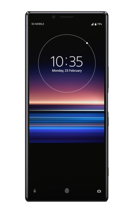 Sony Xperia 1 launched with 4K OLED screen & triple cameras 2