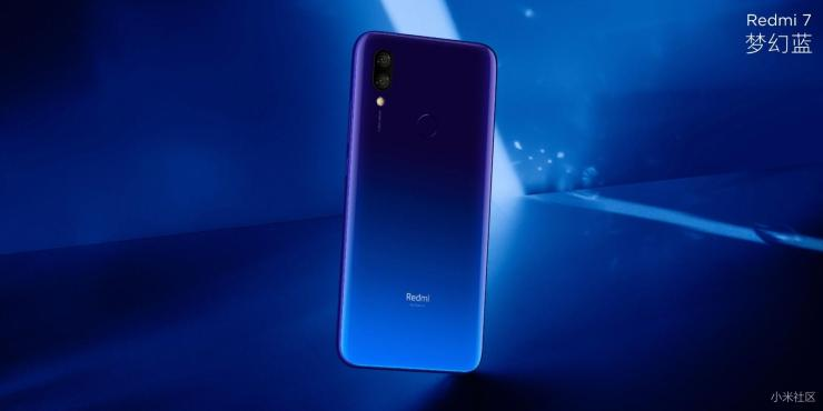 Redmi 7 launched in China with Snapdragon 632 & dual cameras 5