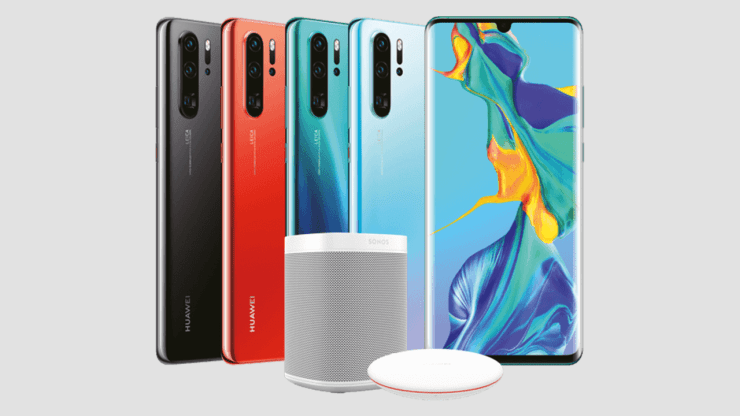 Huawei P30 & P30 Pro page accidently goes live on the official site 5