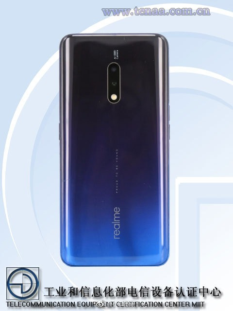 Realme X confirmed to feature full-screen display & pop-up camera 1