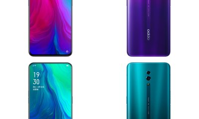 "Oppo Reno ""Standard Edition"" leaks in official press renders 5"