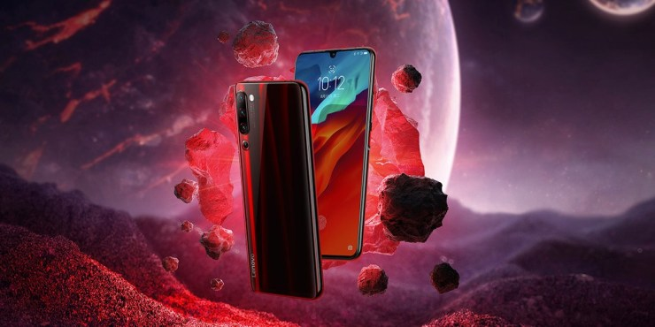 Lenovo Z6 Pro launched with Snapdragon 855 & Quad rear cameras 1