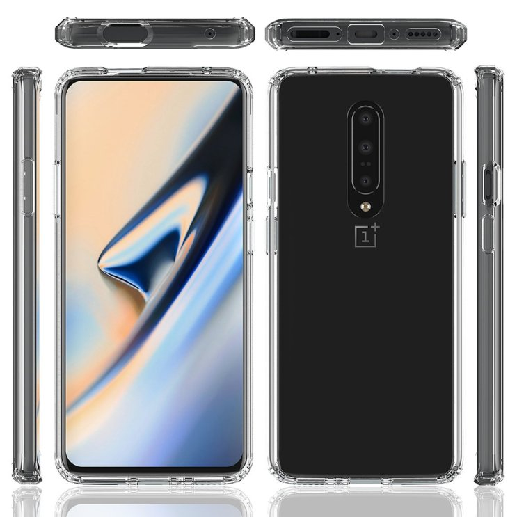 OnePlus 7 Case Render 1
