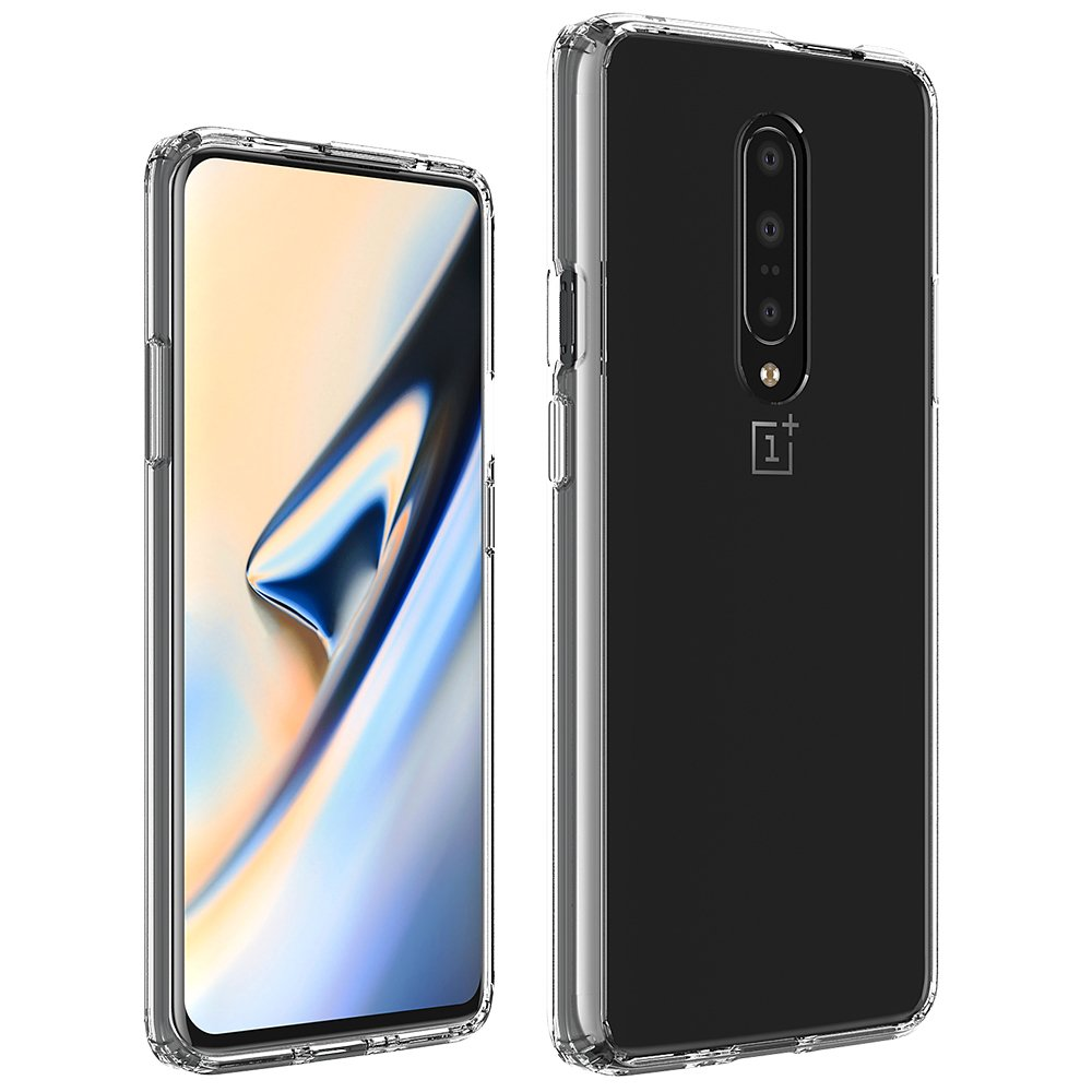 Leaked OnePlus 7 case renders seemingly confirm the design 6
