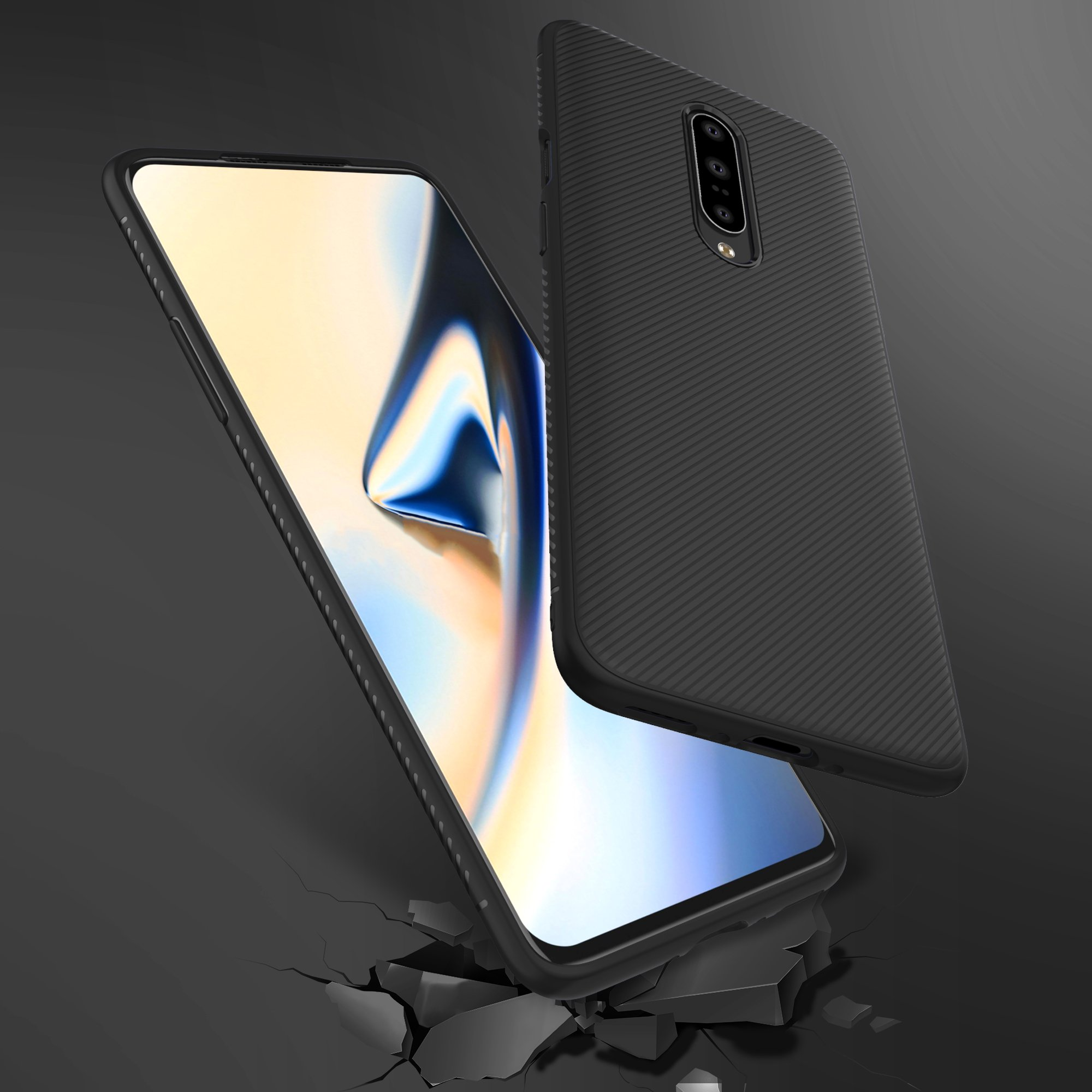 Leaked OnePlus 7 case renders seemingly confirm the design 3