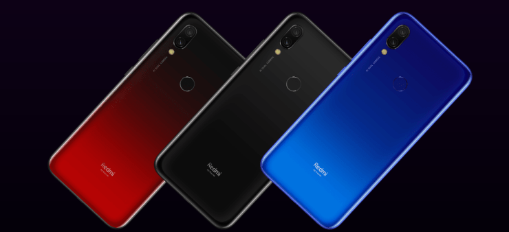 Xiaomi launches Redmi Y3 & Redmi 7 in India, price starts at Rs 7,999 6