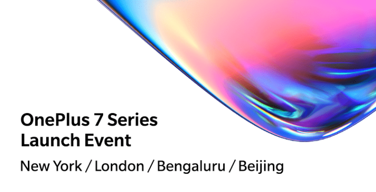 Save the Date! OnePlus 7 series confirmed to launch on May 14 1