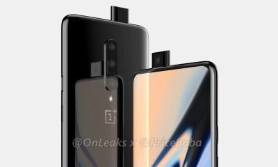 OnePlus 7 Pro has a 90Hz AMOLED display, 4,000mAh battery & more 1