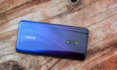 Realme X official render & live images shared by the company 11