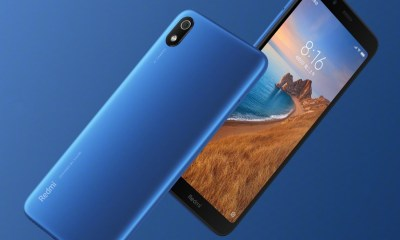 Super affordable Redmi 7A announced with Snapdragon 439 6