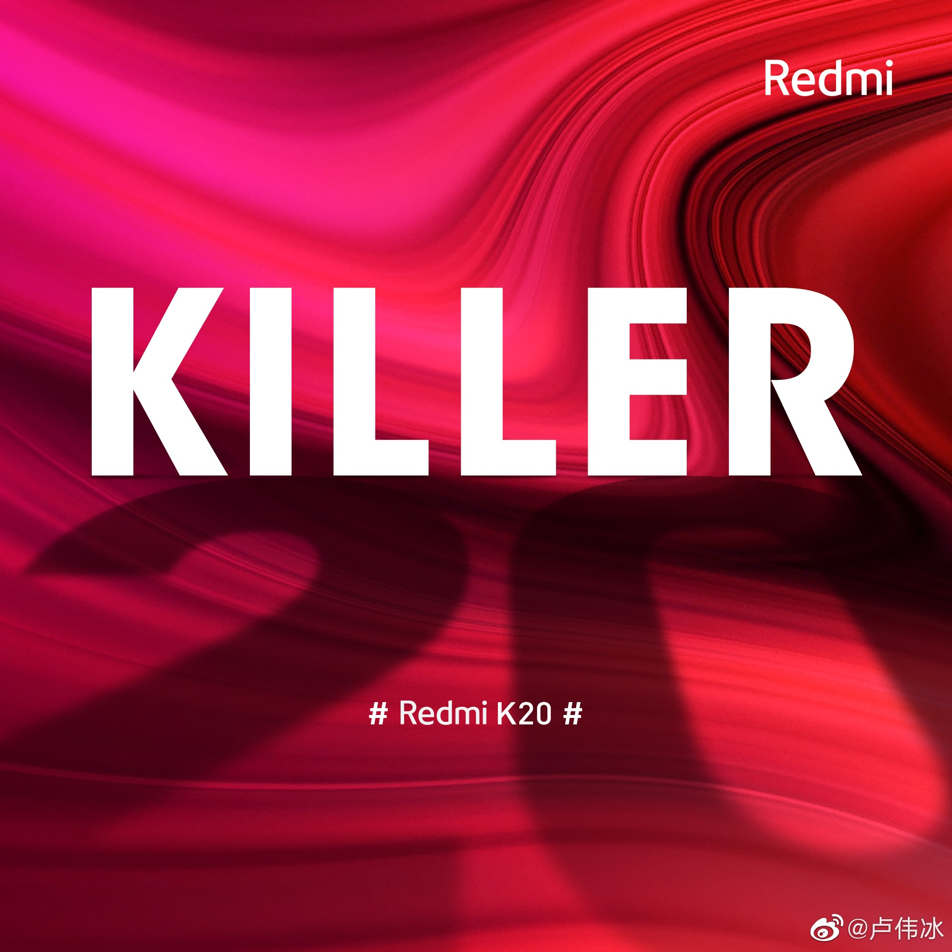 Redmi K20 officially confirmed to launch as a flagship killer 1