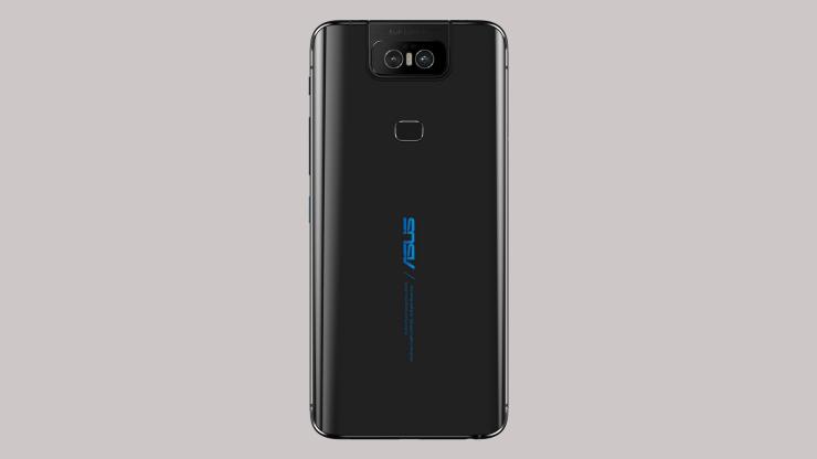 Asus Zenfone 6 press renders reveal a unique flip-out camera 3