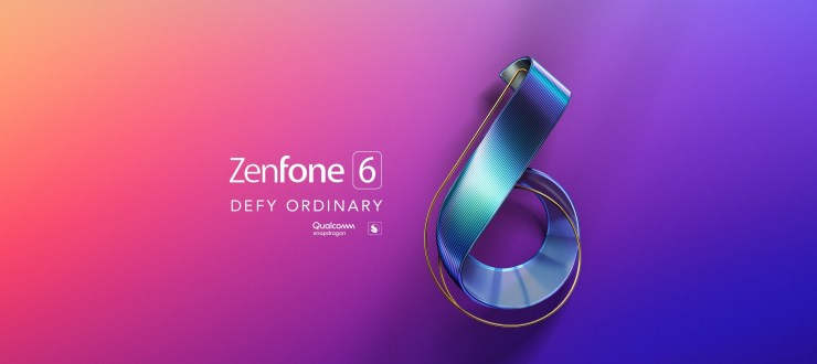 Asus Zenfone 6 teaser suggests Bezel-Less, Notch-Less design 1