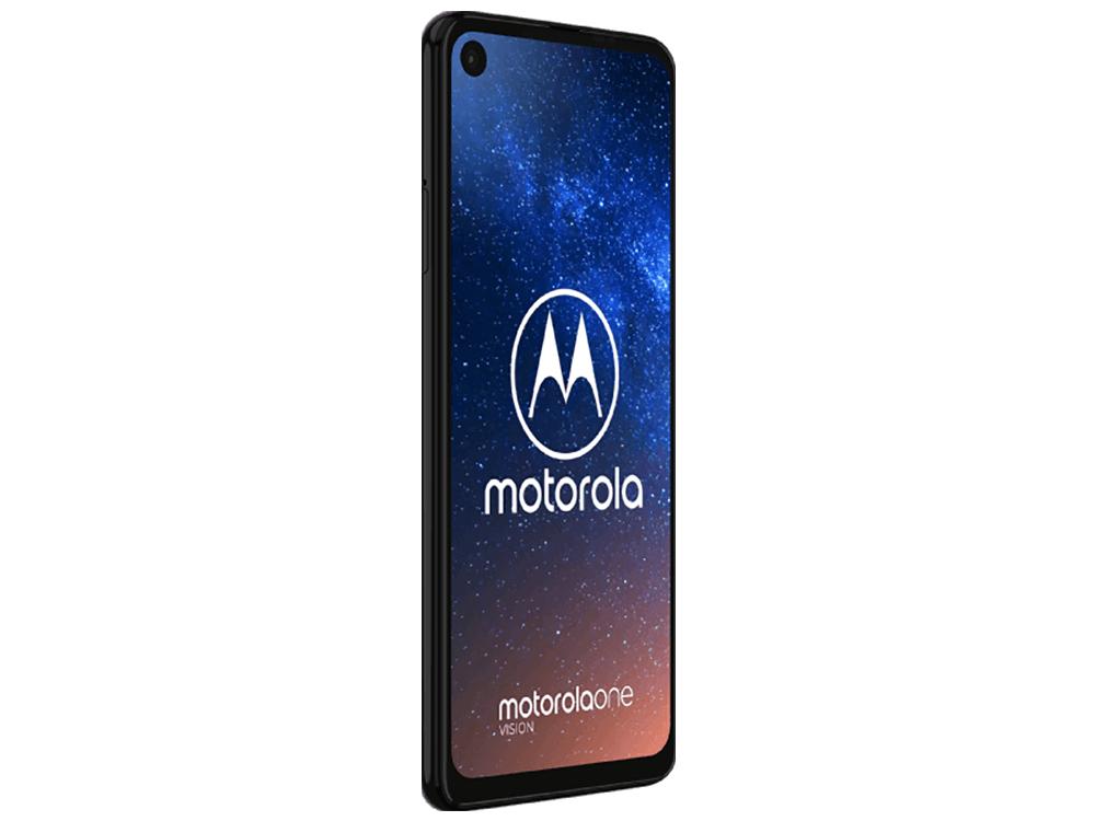 Motorola One Vision in Blue & Bronze Brown leaks in press renders 2