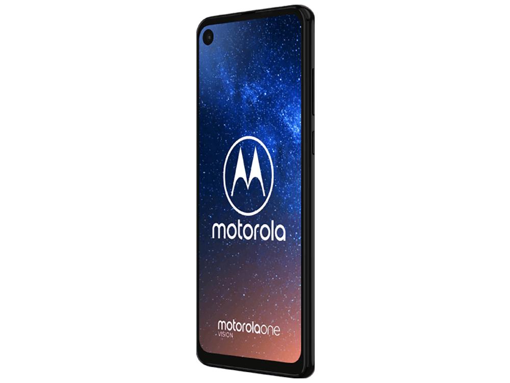Motorola One Vision in Blue & Bronze Brown leaks in press renders 3