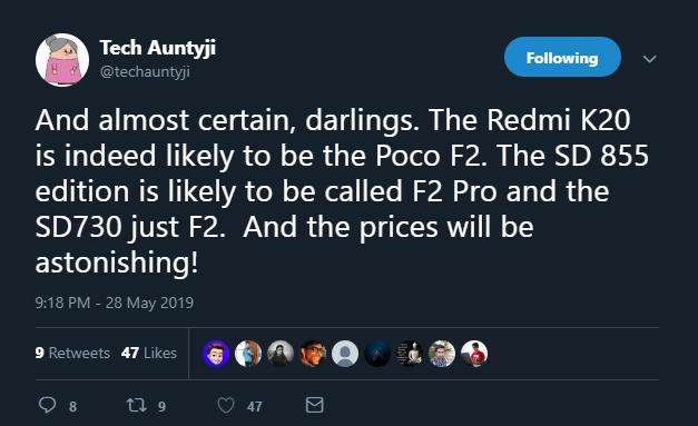 Poco F2 & F2 Pro