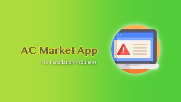 Fix Problem Parsing the Package and Other ACMarket Installation Errors 1