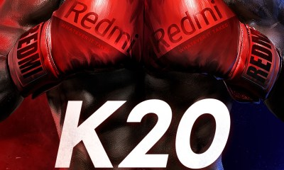 It's official! Redmi K20 to launch on May 28 in China 20