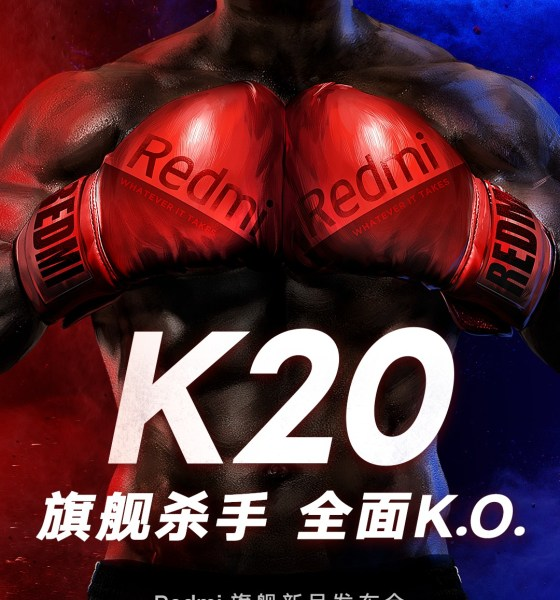It's official! Redmi K20 to launch on May 28 in China 2