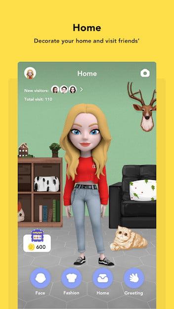 Boo 3D Avatar Creator App