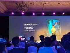 Honor 20 Pro Price
