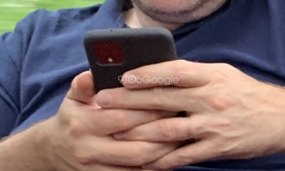 Someone got their hands on the Google Pixel 4 already 2