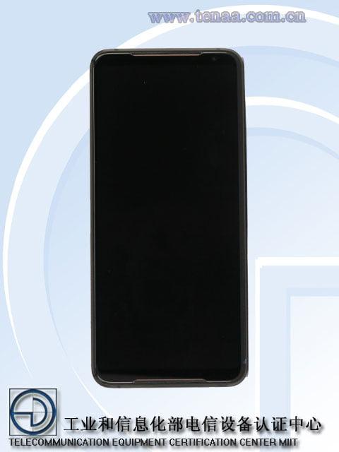 Asus ROG phone 2 TENAA 2