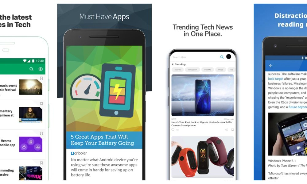 9 Best Tech News apps for Android (2019) - DroidHolic