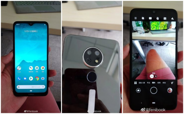 Nokia 7.2 Hands-On Images