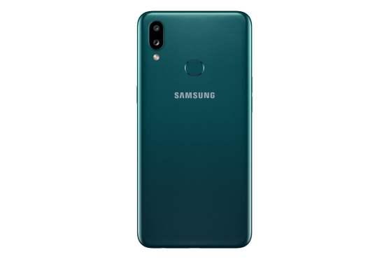 Galaxy-A10s_Green_Back