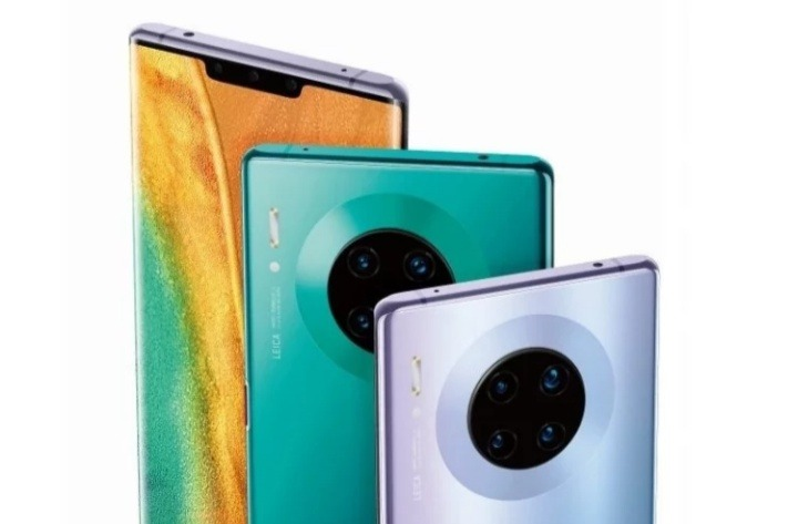 Alleged Huawei Mate 30 Poster