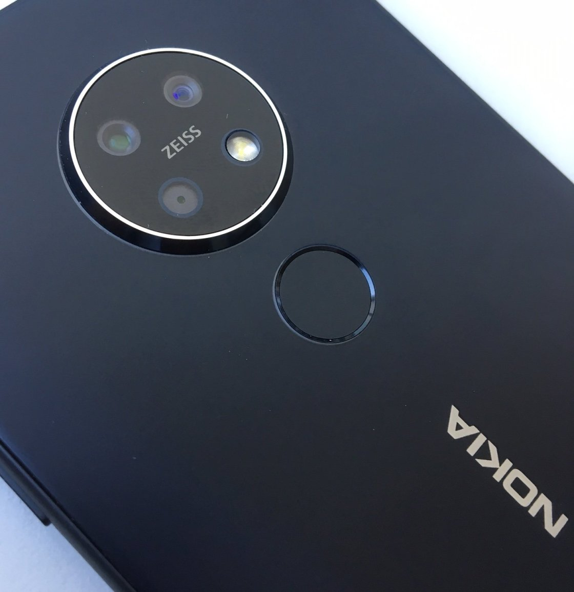 Nokia 7.2 Live Image