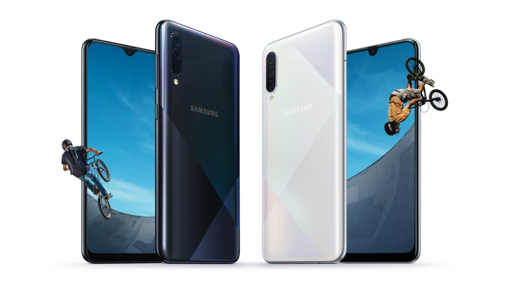 Samsung Galaxy A30s, A50s launched in India; Specifications, features and price